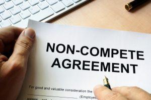 non-compete clause