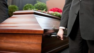 funeral and burial arrangements
