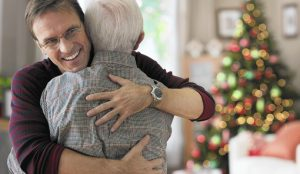 holidays with elderly