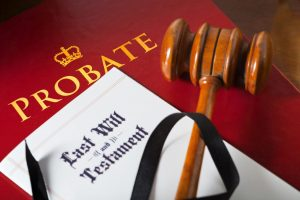 Estate administration and probate